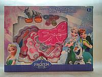 Детская игрушечная косметика Холодное Сердце, три вида