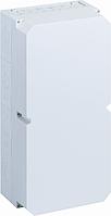 Корпус пластиковий «AKL 4-gh» 300x600x210 мм сірий, ударостійкий полістирол