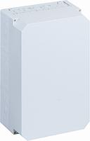 Корпус пластиковий «AKi 3-gh» 300x450x210 мм сірий, полікарбонат