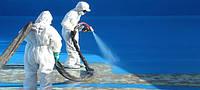 Услуги нанесения гидроизоляционных мембран