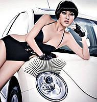 Ресницы для автомобилей CarLashes, VW Beetle, фото 1