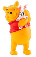 Фигурка Винни Пух с зайчиком, Disney Winnie the Pooh, Bullyland