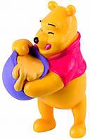 Фигурка Винни Пух с медом, Disney Winnie the Pooh, Bullyland