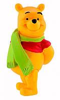 Фигурка Винни Пух в шарфике, Disney Winnie the Pooh, Bullyland