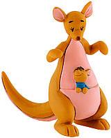 Фигурка Кенга и Ру, Disney Winnie the Pooh, Bullyland