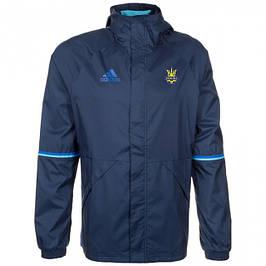 Куртки сборной Украины по футболу