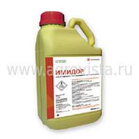 Аналог Инсектицид Конфідор (імідаклоприд, 200 г/л) Імідор 200