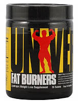 Universal Nutrition FAT BURNERS 55 tabs