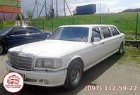 Лимузин на свадьбу Винница Mercedes-Benz W126