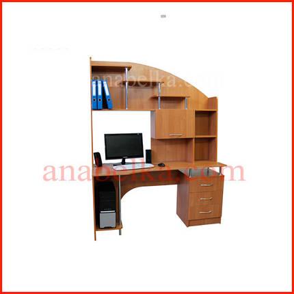 Стол компьютерный   Фемида     (Ника), фото 2