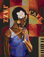 """Набор для вышивания """"Джаз-кафе (Jazz Café)"""" ANCHOR MAIA (снят с производства)"""