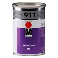 Mara Cure HY УФ-отверждаемый защитный лак для печати на поликарбонате РС, акриловом стекле PMMA, ABS-пластиках