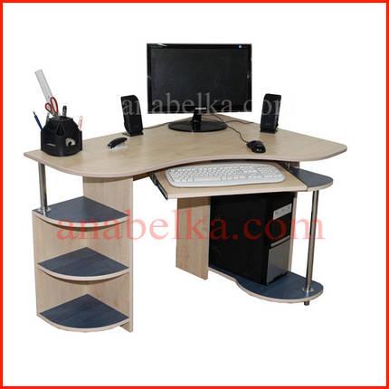 Стол компьютерный   Клио     (Ника), фото 2