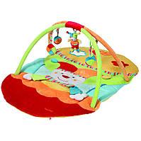 Развивающий коврик «Baby Fehn» (152487) с дугами 3-D Клоун, 80x115 см
