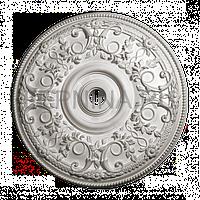 Розетка из гипса р-216 Ø900