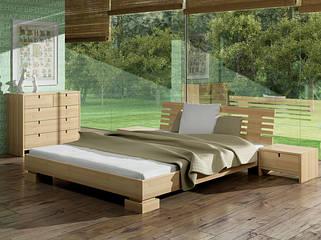 Кровать из натурального дерева LETTA