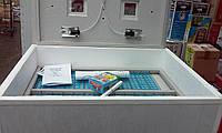 Инкубатор для яиц ципа-харьков, ручной переворот, цифровой регулятор, закладка 140 яиц, фото 1