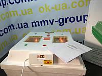 Инкубатор для яиц квочка ми-30-1, цифровой регулятор температуры, ручной переворот, закладка 80 яиц