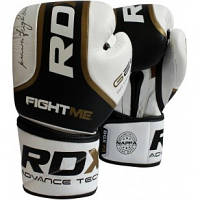 Боксерские перчатки RDX Elite GOLD 10унц