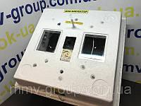 Инкубатор ми-30ц кривой рог цифровой 2 квт терморегулятор, 80 яиц, ручной переворот, фото 1