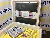 Инкубатор для яиц рябушка smart plus 150 яиц,аналоговый с механическим переворотом и инфракрасным нагревателем