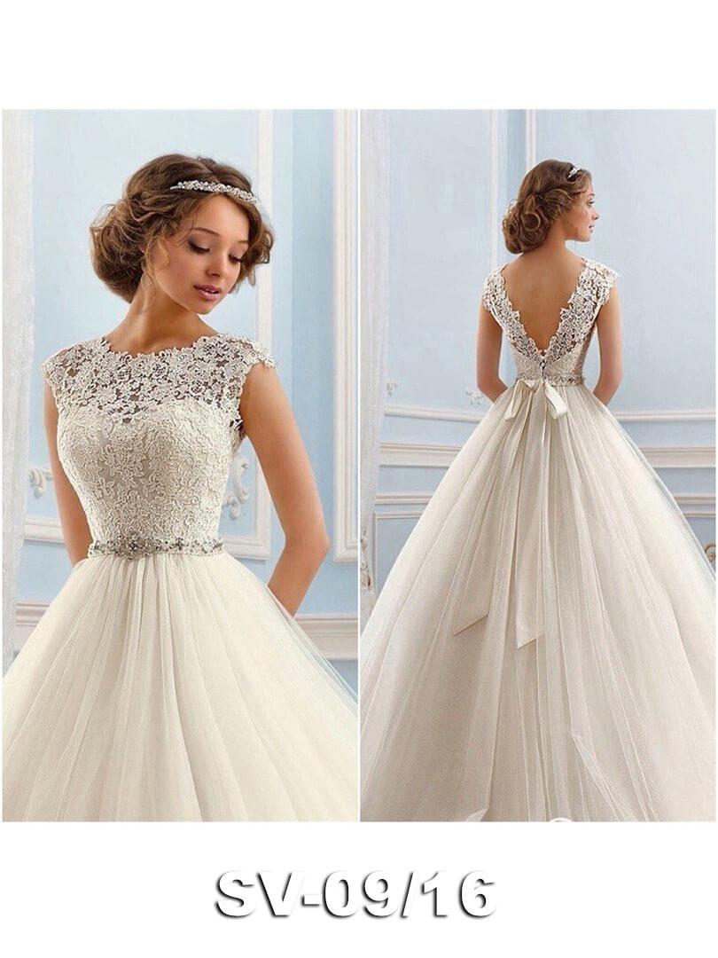 какие цвета бывают у свадебных платьев