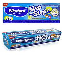 Wisdom Toothpaste Зубная паста  для детей 0-3, 75 мл (Великобритания)