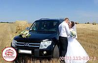 Автомобили на свадьбу в Виннице Mitsubishi Pajero Wagon