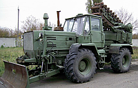 Ремонт землеройной машины ПЗМ-2