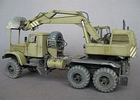 Ремонт экскаватора ЭОВ-4421