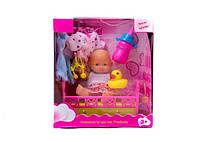 Кукла-пупс YD416-12/14 с аксесуарами кор.17*16*9 см