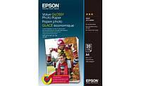 Глянцевая фотобумага epson a4 value glossy photo paper 20 листов (c13s400035)