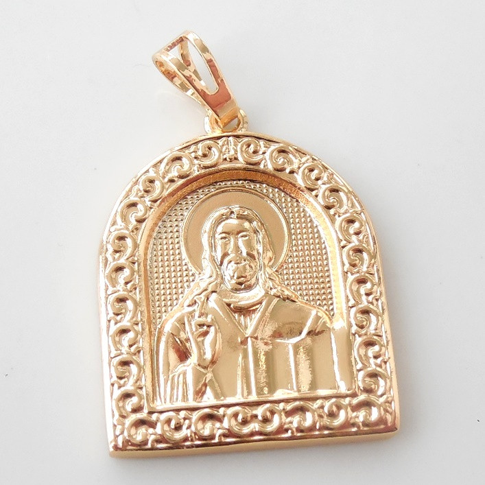 Ладанка  Xuping Иисус Христос 2 золото 18К 333137