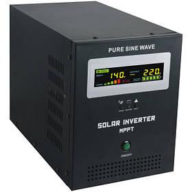 Автономный солнечный инвертор Axioma Energy 2000 ВА (1400 Вт), 220 В с MPPT контроллером 40 А, AXEN.IS2000