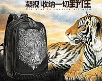 3D рюкзак голова тигра