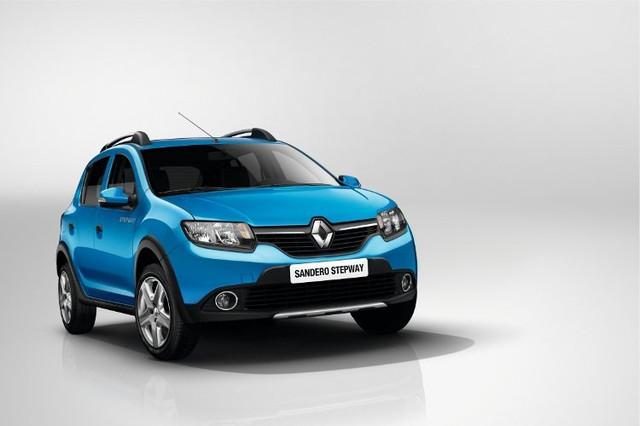 Renault Sandero Stepway 2014+