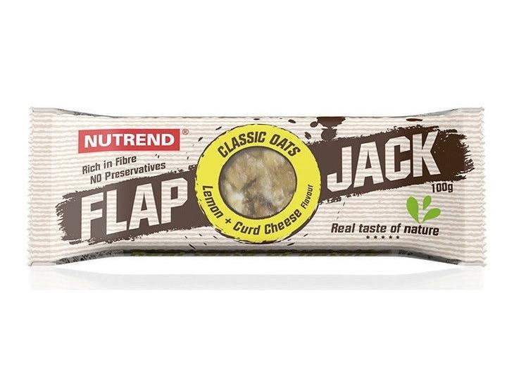 NUTREND Flap Jack 100 g