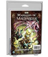 Обитель безумия: Лаборатория (Mansions of Madness: Laboratory) настольная игра