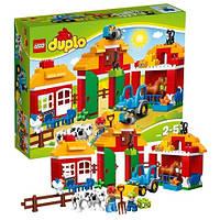 Лего LEGO Duplo Большая ферма 10525