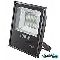 Прожектор світлодіодний 100вт SMD Aurorasvet. Led прожектор. Світлодіодний прожектор.