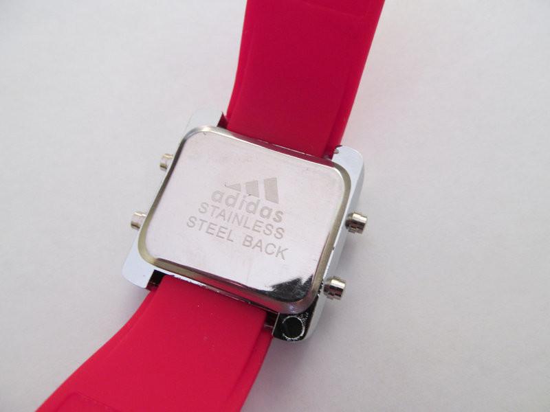 Led Watch часы Зеркальные наручные