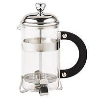 Френч-пресс для чая и кофе  600 мл.  с бакелитовой ручкой