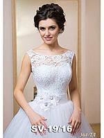 Свадебные платья с гипюровым верхом