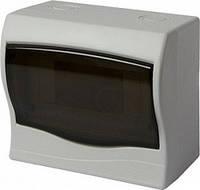 Корпус пластиковий 6-модульний e.plbox.stand.n.06, навісний, фото 1