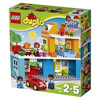 Лего Lego Duplo Семейный дом 10835