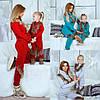 Family look костюм мама и дочка
