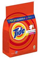 Стиральный порошок Tide автомат Для белого и цветного 4.5 кг