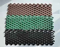 """Модульное покрытие """"Левада М"""" черная 15 мм"""