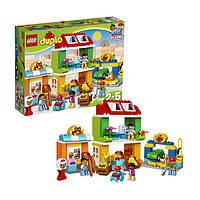 Лего  Lego Duplo Городская площадь 10836