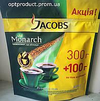 Кофе растворимый Якобс Монарх эконом. пакет 400 г. Jacobs